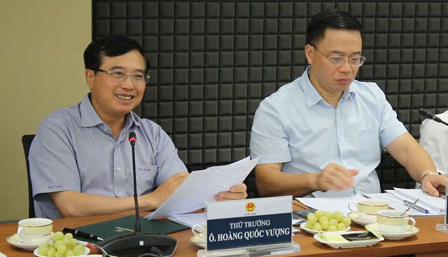 Ministry of Industry and Trade removes difficulties of Phu My Power Plant in using LNG fuel