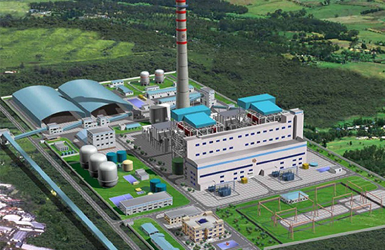 Thai Binh 1 Thermal Power Plant