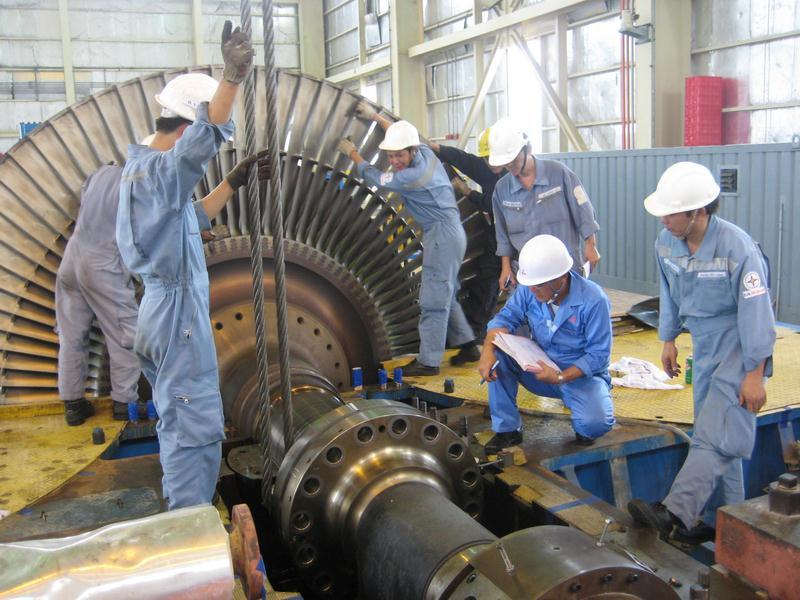 EVNGENCO 3 Power Service tuyển dụng Kỹ sư chuyên ngành Cơ/Điện và Công nhân chuyên ngành Cơ - Điện